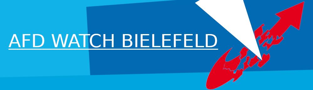 AfD watch Bielefeld